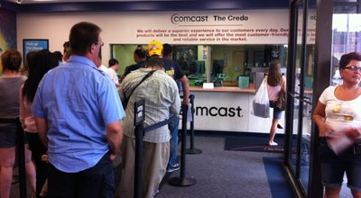 Photo of Other Venue Comcast Service Center at 1351 South Columbus Blvd, Philadelphia, PA 19147