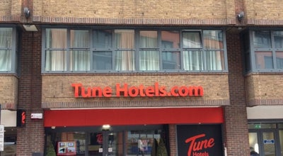 Photo of Hotel Tune Hotel - Paddington at 41 Praed Street, London W2 1NR, United Kingdom