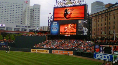 Photo of Tourist Attraction Oriole Park At Camden Yards at 333 W Camden St, Baltimore, MD 21201, United States