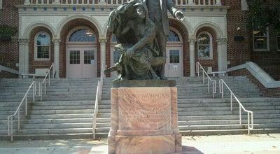 Photo of Tourist Attraction Booker T. Washington High School at 45 Whitehouse Drive, Atlanta, GA 30314, United States