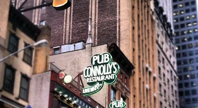 Photo of Nightclub Connolly's at 121 W 45th St, New York, NY 10036, United States