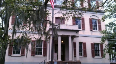 Photo of Historic Site Juliette Gordon Low's Birthplace at 10 E Oglethorpe Ave, Savannah, GA 31401, United States