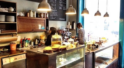 Photo of Cafe Katies Blue Cat at Friedelstrasse 31, Berlin 12047, Germany