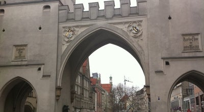 Photo of Monument / Landmark Karls Gate (Karlstor) at Munich, Germany