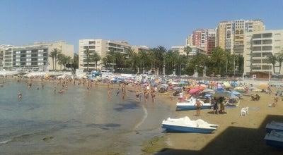 Photo of Beach Playa de Los Locos at Av. Doctor Mariano Ruiz Canovas, Torrevieja 03180, Spain