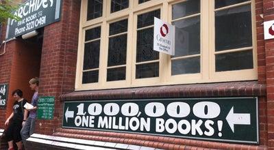 Photo of Tourist Attraction Archives Fine Books at 40 Charlotte St, Brisbane, Qu 4000, Australia