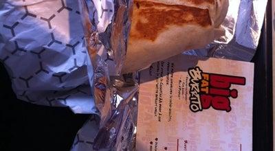Photo of Mexican Restaurant Big Fat Burrito at 285 Augusta Avenue, Toronto, ON M5T 2M1, Canada