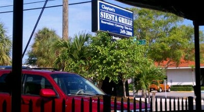 Photo of American Restaurant Clayton's Siesta Grille at 1256 Old Stickney Point Rd, Sarasota, FL 34242, United States