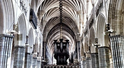 Photo of Church Exeter Cathedral at The Cloisters, Exeter EX1 1HS, United Kingdom