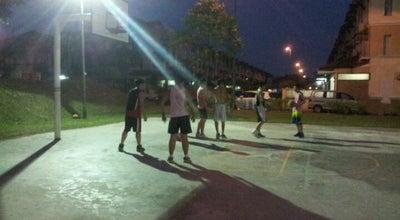Photo of Basketball Court Taman Prima Tropika Basketball Court at Prima Tropika 11, Seri Kembangan, Malaysia