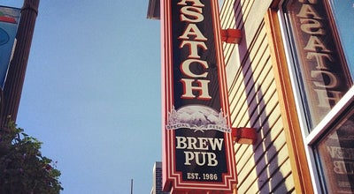Photo of Bar Wasatch Brew Pub at 250 Main St, Park City, UT 84060, United States