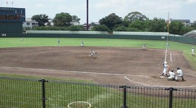 Photo of Baseball Field 久留米市野球場 at 東櫛原町173番地, 久留米市, Japan