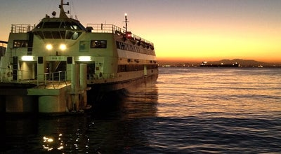Photo of Pier CCR Barcas - Estação Araribóia at Pç. Araribóia, 6, Niterói 24020-030, Brazil