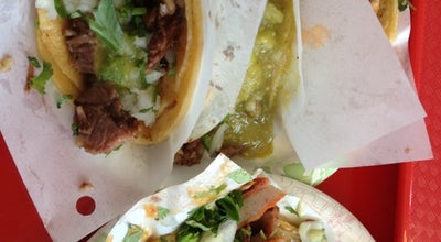 Photo of Mexican Restaurant Tacos El Gordo at 3049 Las Vegas Blvd S, Las Vegas, NV 89109, United States