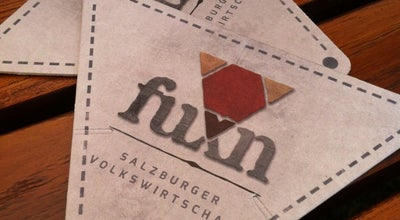Photo of German Restaurant Fuxn Salzburger Volkswirtschaft at Vogelweiderstrasse 28, Salzburg 5020, Austria