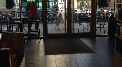 Photo of Coffee Shop Starbucks at Laan Van Puntenburg 100, Utrecht 3511 ER, Netherlands