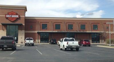 Photo of Motorcycle Shop Harley Davidson World at 6904 W Reno Ave, Oklahoma City, OK 73127, United States