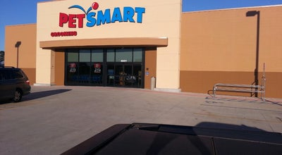 Photo of Pet Store PetSmart at 40451 Lowes Ave, Gonzales, LA 70737