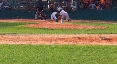 Photo of Baseball Field Liga Pequeña at Boulevard Ávila Camacho, Minatitlan, Mexico