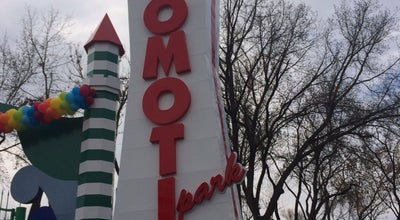 Photo of Theme Park Lokomotiv Amusement Park at T.malik Str. 66, Ташкент, Uzbekistan