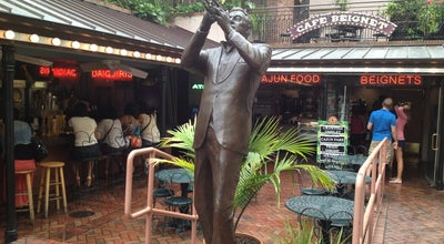Photo of French Restaurant Cafe Beignet at 311 Bourbon St, New Orleans, LA 70130, United States