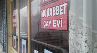 Photo of Tea Room Keyfi-i Muhabbet ÇAY EVİ at Malkoçoğlu Mah Fatih Sultan Mehmet Cad No:5, İstanbul 34270, Turkey