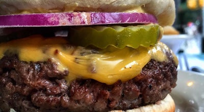 Photo of Burger Joint J.G. Melon at 89 Macdougal St, New York, NY 10012, United States