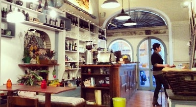 Photo of American Restaurant Le Vespe Cafe at 76 Via Ghibellina, Florence 50122, Italy