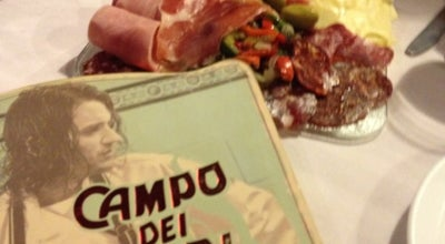 Photo of Italian Restaurant Campo dei Fiori at Venezuela 1411, Buenos Aires, Argentina