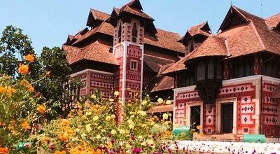 Photo of Tourist Attraction Napier Museum at Museum Rd, Thiruvananthapuram (Trivandrum), India