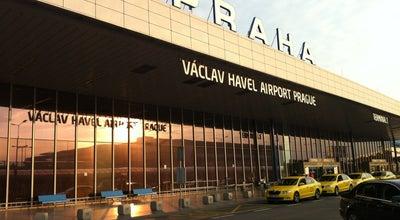 Photo of Airport Letiště Václava Havla | Václav Havel Airport (PRG) at Aviatická 2, Praha 6 161 00, Czech Republic