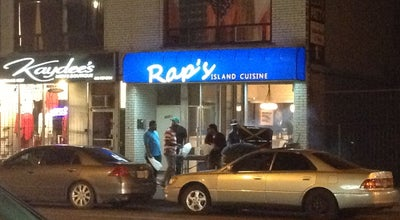 Photo of Caribbean Restaurant RAPS  Authentic Jamaican Dishes at 1541a Eglinton Ave. West, Toronto, ON M6K 2G7, Canada