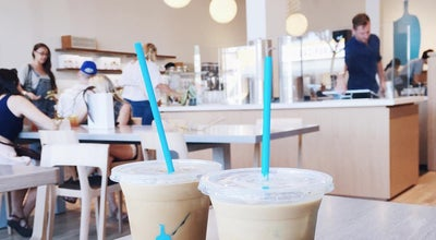 Photo of Coffee Shop Blue Bottle Coffee at 1712 W Sunset Blvd, Los Angeles, CA 90026, United States