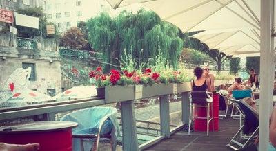 Photo of Hotel Badeschiff Wien at Franz Josefs Kai 4, Vienna 1010, Austria