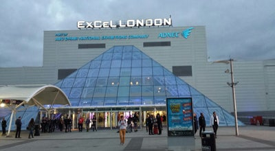 Photo of Convention Center ExCeL London at One Western Gateway, Custom House E16 1XL, United Kingdom