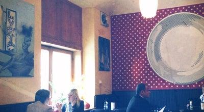 Photo of Restaurant Mlsna Kavka at Sokolovská 327/29, Prague 186 00, Czech Republic