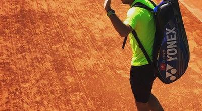 Photo of Tennis Court Tennis Club Genève at Parc Des Eaux-vives, Geneva 1207, Switzerland