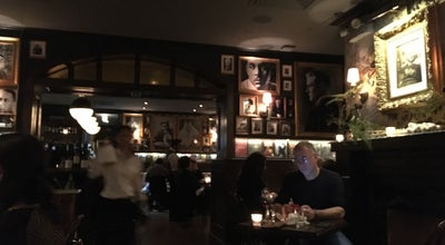 Photo of Restaurant Chumley's at 86 Bedford Street, New York City, NY 10014, United States