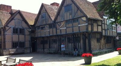 Photo of Restaurant Hall's Croft Cafe at Old Town Stratford-upon-avon, Warwickshire, Cv37 6bg, Stratford-upon-Avon, United Kingdom