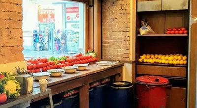 Photo of Restaurant Miznon at Schulerstrasse 4, Vienna 1010, Austria