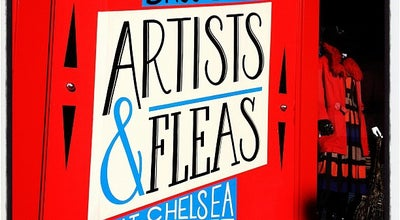 Photo of Flea Market Artists & Fleas at 88 10th Ave, New York, NY 10011, United States