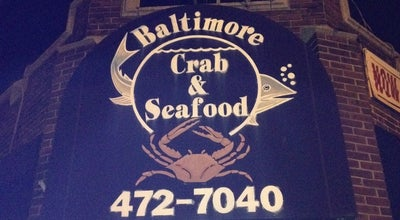 Photo of Seafood Restaurant Baltimore Crab & Seafood at 4800 Spruce St, Philadelphia, PA 19139, United States