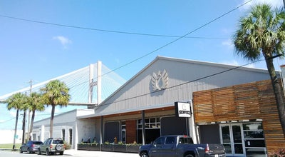 Photo of Restaurant Service Brewing Company at 574 Indian Street, Savannah, GA 31401, United States