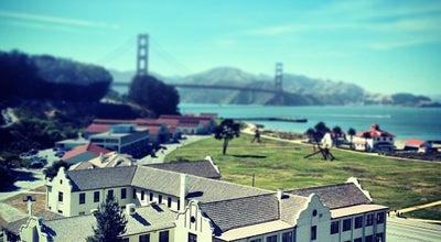 Photo of Park Presidio of San Francisco at Golden Gate National Recreation Area, San Francisco, CA 94129, United States