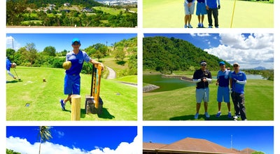 Photo of Golf Course Ayala Greenfields Estate Golf Clubhouse at Calamba City, Philippines