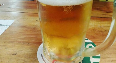 Photo of Restaurant Brooklyn Pizza & Burger at Rua Abdo Felipe, 228, Barra Mansa 27323-000, Brazil