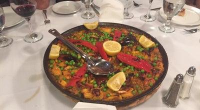 Photo of Spanish Restaurant Jamon Iberico Pata Negra Restaurant at 10 Sw South River Dr., Miami, FL 33130, United States