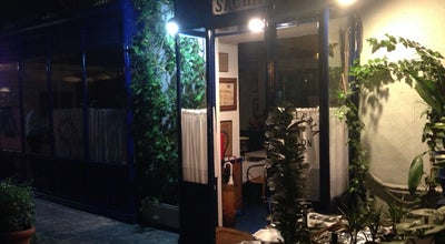 Photo of Mediterranean Restaurant Sacha at Calle Juan Hurtado De Mendoza 11, Madrid 28036, Spain