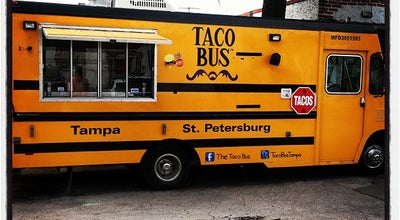 Photo of Mexican Restaurant Taco Bus at 913 East Hillsborough Avenue, Tampa, FL 33604, United States