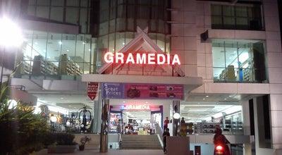 Photo of Bookstore Gramedia at Jl. Prof. Dr. Soemantri Brojonegoro No. 52, Kebun Jeruk 36129, Indonesia